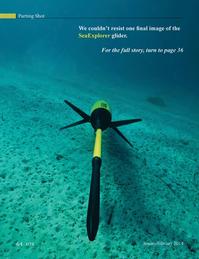 Marine Technology Magazine, page 64,  Jan 2014