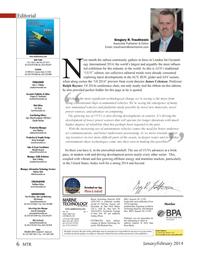 Marine Technology Magazine, page 6,  Jan 2014 Edward Lundquist