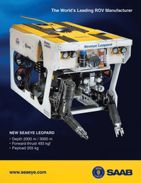 Marine Technology Magazine, page 7,  Jan 2014