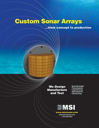 Marine Technology Magazine, page 4th Cover,  Mar 2014