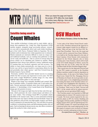 Marine Technology Magazine, page 10,  Mar 2014