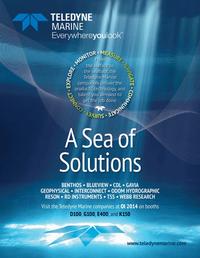Marine Technology Magazine, page 19,  Mar 2014