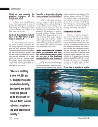 Marine Technology Magazine, page 30,  Mar 2014 Woods Hole
