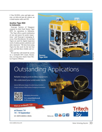 Marine Technology Magazine, page 33,  Mar 2014