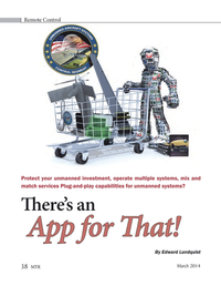 Marine Technology Magazine, page 38,  Mar 2014 match services