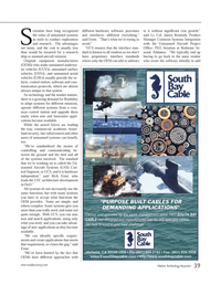 Marine Technology Magazine, page 39,  Mar 2014 James Kennedy