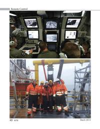 Marine Technology Magazine, page 40,  Mar 2014
