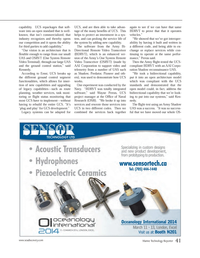 Marine Technology Magazine, page 41,  Mar 2014