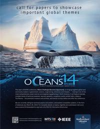 Marine Technology Magazine, page 3,  Mar 2014