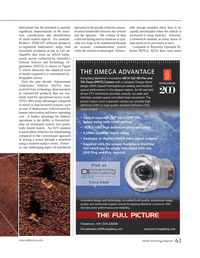 Marine Technology Magazine, page 63,  Mar 2014 AUVs