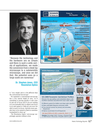 Marine Technology Magazine, page 67,  Mar 2014 Stephen Jones