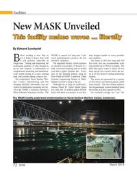 Marine Technology Magazine, page 72,  Mar 2014