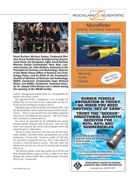 Marine Technology Magazine, page 73,  Mar 2014 John Holdren