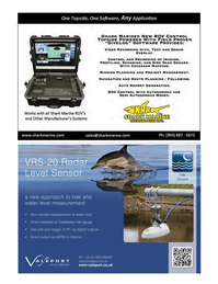Marine Technology Magazine, page 15,  Apr 2014