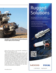 Marine Technology Magazine, page 19,  Apr 2014 Eric Geibel