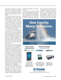 Marine Technology Magazine, page 21,  Apr 2014 Amanda Demopoulos
