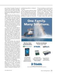 Marine Technology Magazine, page 21,  Apr 2014 Amanda Demopoulos