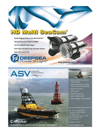 Marine Technology Magazine, page 23,  Apr 2014