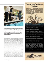 Marine Technology Magazine, page 25,  Apr 2014 New Zealand