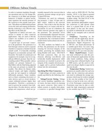 Marine Technology Magazine, page 30,  Apr 2014 electronics
