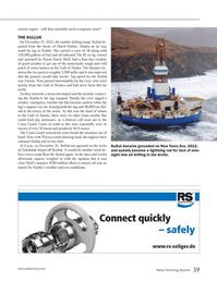 Marine Technology Magazine, page 39,  Apr 2014 Gulf of Mexico