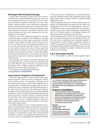 Marine Technology Magazine, page 43,  Apr 2014 sonar systems