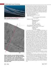 Marine Technology Magazine, page 44,  Apr 2014 Laser