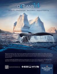Marine Technology Magazine, page 3,  Apr 2014
