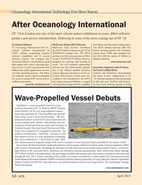 Marine Technology Magazine, page 50,  Apr 2014 Bluetooth