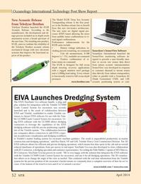 Marine Technology Magazine, page 52,  Apr 2014 Roz Buick