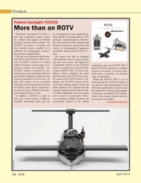 Marine Technology Magazine, page 56,  Apr 2014