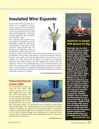 Marine Technology Magazine, page 57,  Apr 2014 tic technology