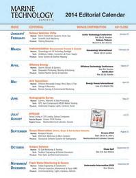 Marine Technology Magazine, page 64,  Apr 2014