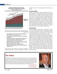 Marine Technology Magazine, page 12,  May 2014