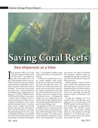 Marine Technology Magazine, page 16,  May 2014