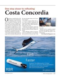 Marine Technology Magazine, page 17,  May 2014