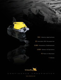 Marine Technology Magazine, page 2nd Cover,  May 2014