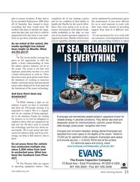 Marine Technology Magazine, page 21,  May 2014 sensor technology