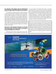 Marine Technology Magazine, page 23,  May 2014