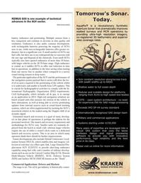 Marine Technology Magazine, page 25,  May 2014