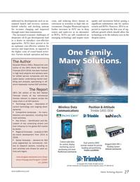 Marine Technology Magazine, page 27,  May 2014