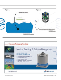 Marine Technology Magazine, page 29,  May 2014