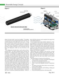 Marine Technology Magazine, page 30,  May 2014