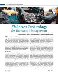 Marine Technology Magazine, page 36,  May 2014