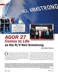 Marine Technology Magazine, page 40,  May 2014
