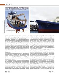 Marine Technology Magazine, page 42,  May 2014