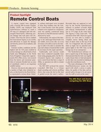 Marine Technology Magazine, page 46,  May 2014
