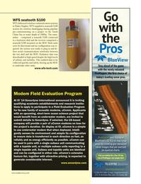 Marine Technology Magazine, page 47,  May 2014