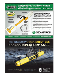Marine Technology Magazine, page 3,  May 2014