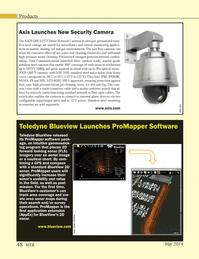 Marine Technology Magazine, page 48,  May 2014